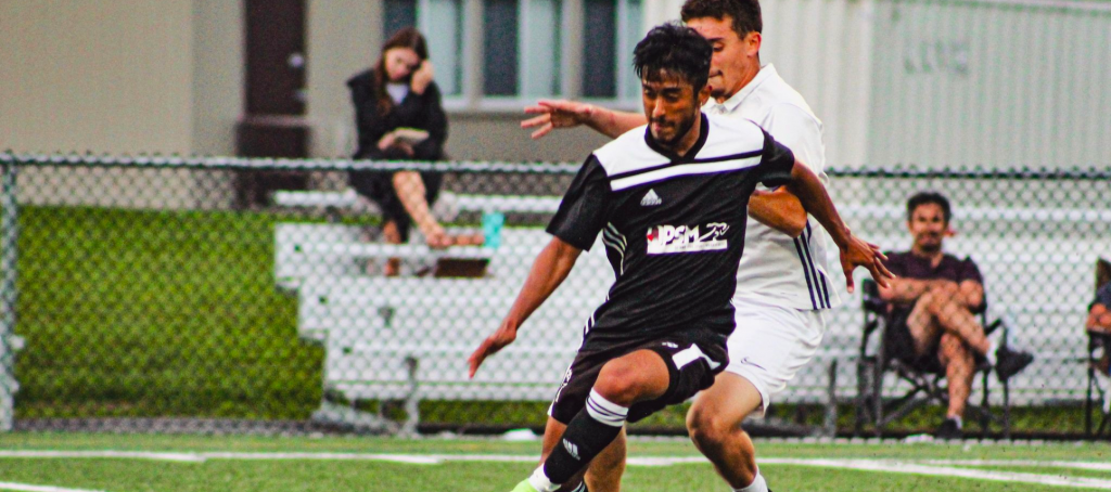 Sharan Khan signs with Ottawa Pro Sports Management (OPSM)